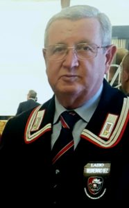 Segretario M.A.s. Usp Cav. ERCOLANO MONTANARO