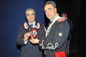 Mar. Danilo di Silvestro Maestro della Fanfare Legione Allievi CC Lazio