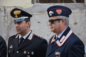 Cap. Marco Beraldo Com. Compagnia CC Tivoli