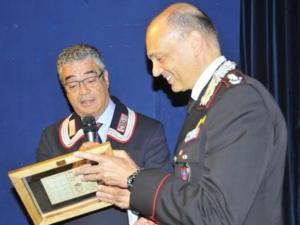 Col. Alessandro Della Nebbia Comandante Museo storico Arma dei Carabinieri