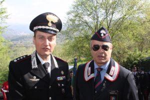 Col. Luciano Magrini Comandante Provinciale CC Brescia