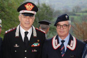 Comandante Generale Arma dei Carabinieri Gen. C.A. Giovanni Nistri
