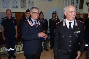 Comandante Generale dell'Arma dei Carabinieri Gen. C. A. Tullio Del Sette
