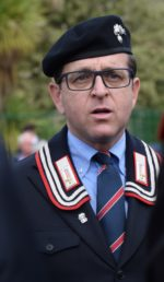 Vice-Presidente CAR. AUS. BRUNO PACIFICI