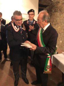 Dott. Basilio Rocco Stefani - Sindaco di Civitella San Paolo