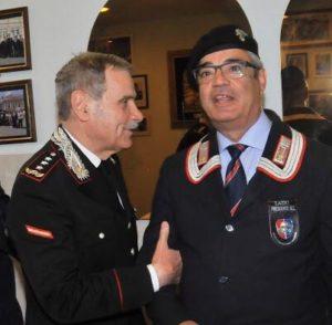 Gen C. A. Antonio Ricciardi Com. Unità per la Tutela Forestale, Ambientale e Agroalimentare Carabinieri