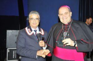 Mons. Mauro Parmeggiani Vescovo di Tivoli